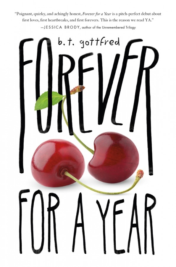 Giveaway: Forever for a Year by B.T. Gottfred (US Only)