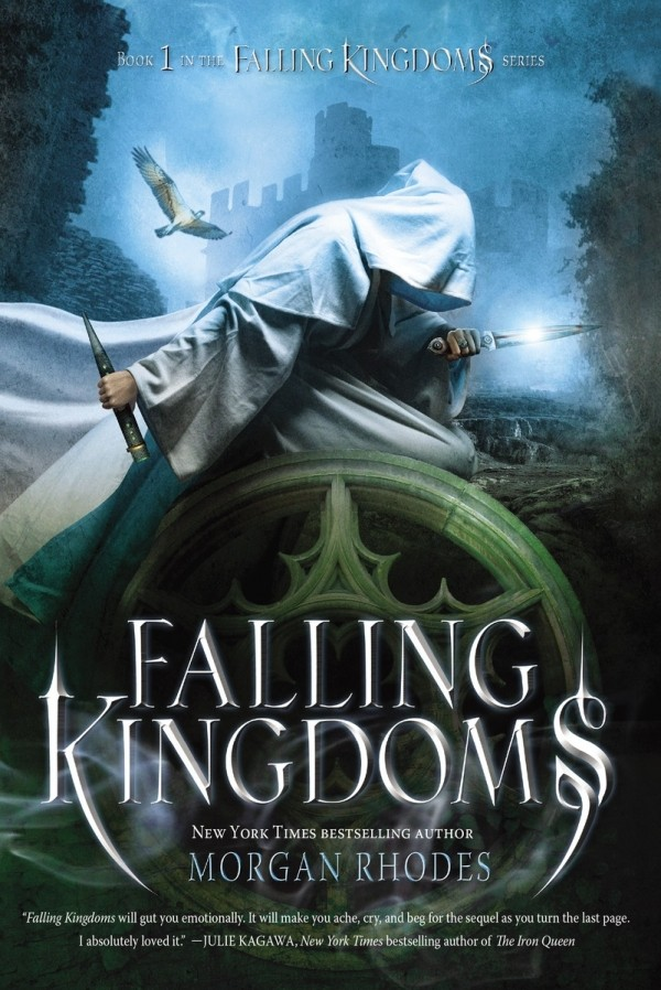 Giveaway: Falling Kingdoms by Morgan Rhodes (US Only)