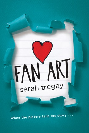 Giveaway: Fan Art by Sarah Tregay (US & Canada)