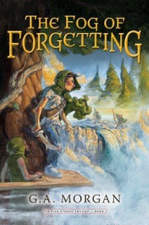 Giveaway: The Fog of Forgetting by G.A. Morgan (US Only)