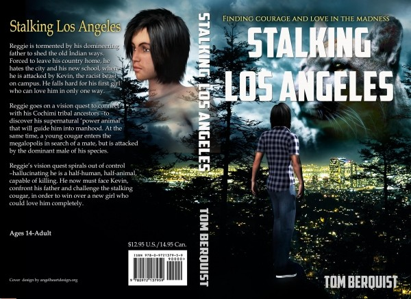 Giveaway: Stalking Los Angeles by Tom Berquist (US only)