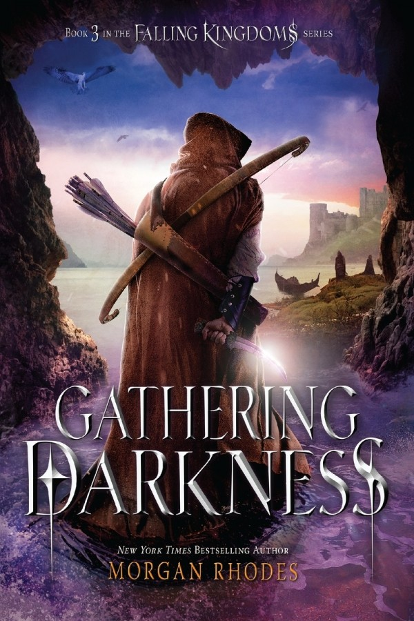 Giveaway: Gathering Darkness by Morgan Rhodes (US Only)