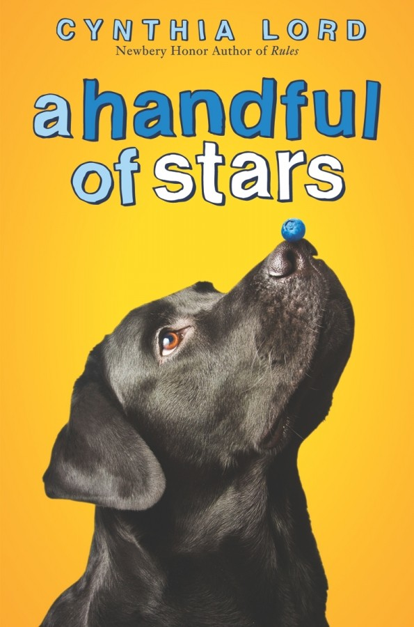 Giveaway: A Handful of Stars by Cynthia Lord (US Only)