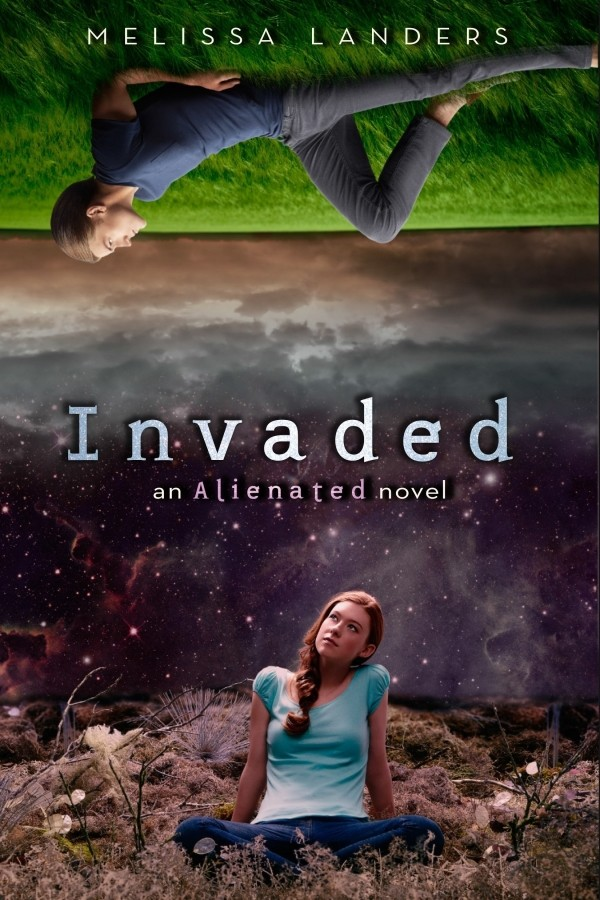 Giveaway: Invaded by Melissa Landers (Intl)