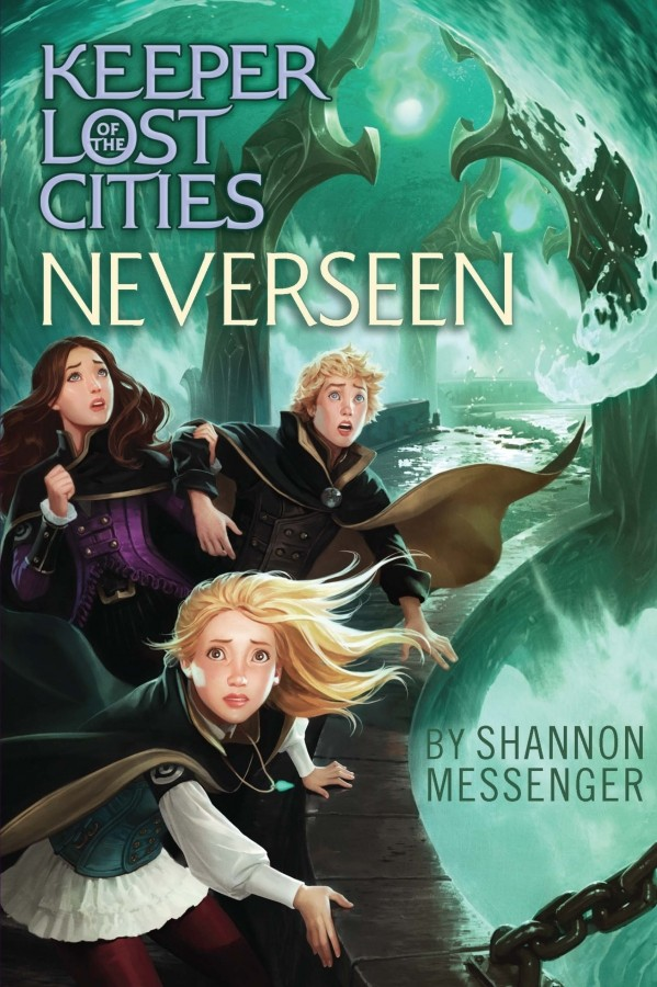 Giveaway: Neverseen by Shannon Messenger (US Only)