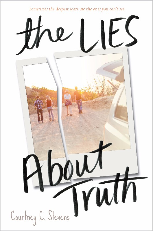 Guest Post & Giveaway: The Lies About Truth by Courtney C. Stevens (US & Canada Only)