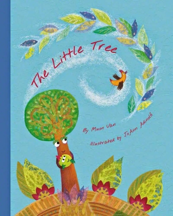 Giveaway: The Little Tree by Muon Van (US Only)
