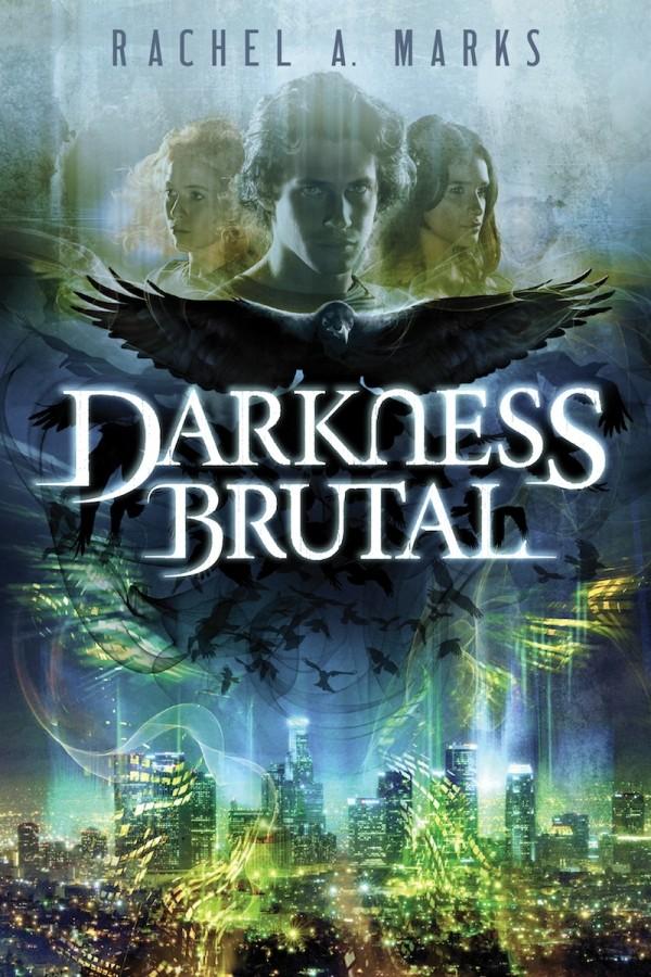 Giveaway: Darkness Brutal by Rachel A. Marks (International)