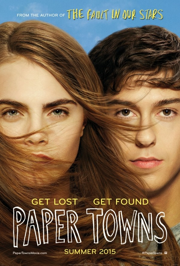 Giveaway: Paper Towns by John Green (US Only)