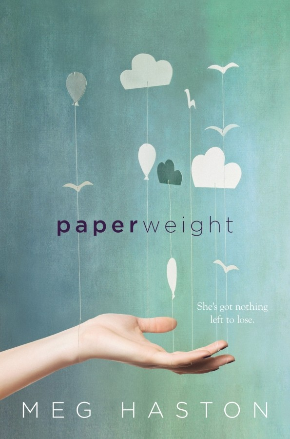 Giveaway: Paperweight by Meg Haston (US Only)