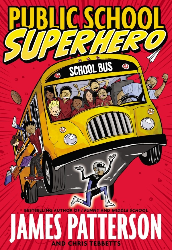 Giveaway: Public School Superhero by James Patterson (US Only)