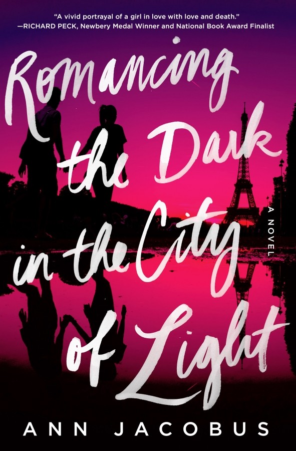 Giveaway: Romancing the Dark in the City of Light (US Only)