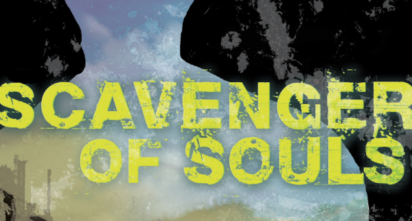 It's Live!! Cover Reveal: Scavenger of Souls by Joshua David Bellin + Giveaway (International)