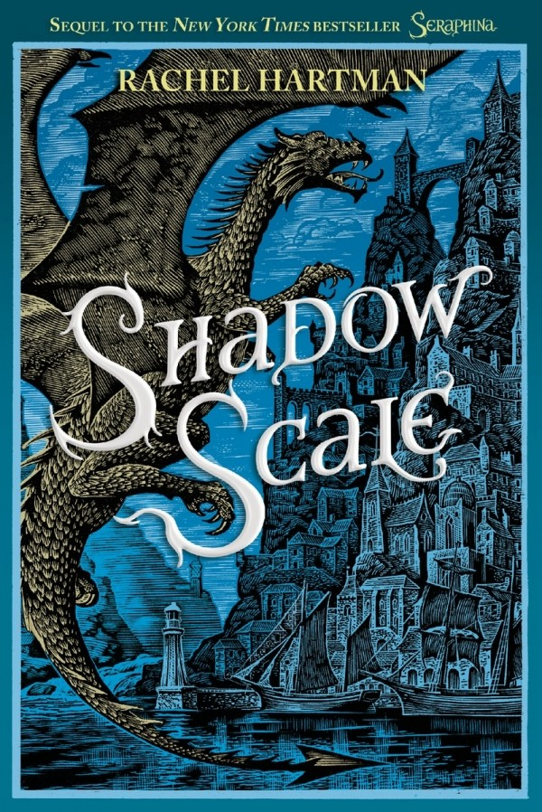 Giveaway: Shadow Scale by Rachel Hartman (US& CAN Only)