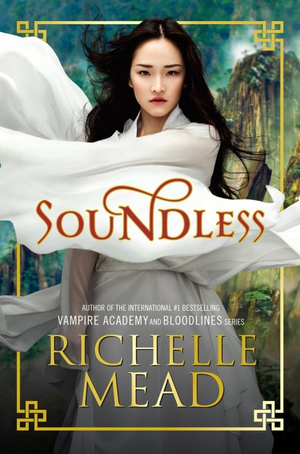 Giveaway: Soundless by Richelle Mead (US Only)