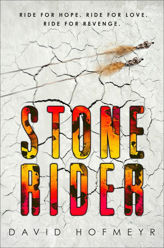 Giveaway: Stone Riders by David Hofmeyr (US Only)