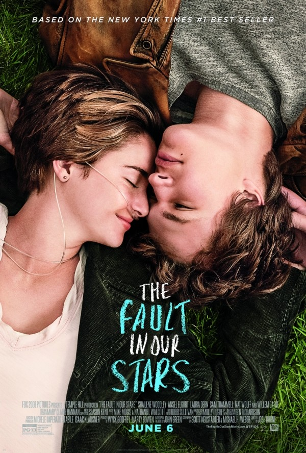 Giveaway: The Fault in Our Stars (US only)