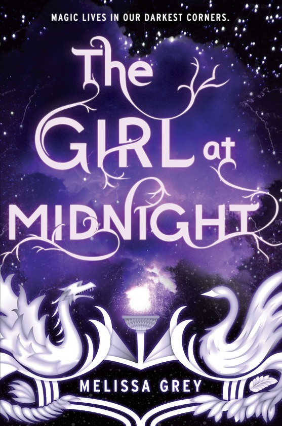 Giveaway: The Girl at Midnight by Melissa Grey (US & Canada Only)