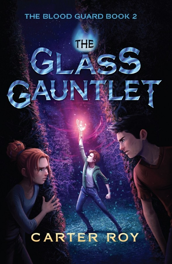 Giveaway: The Glass Gauntlet by Carter Roy (US Only)