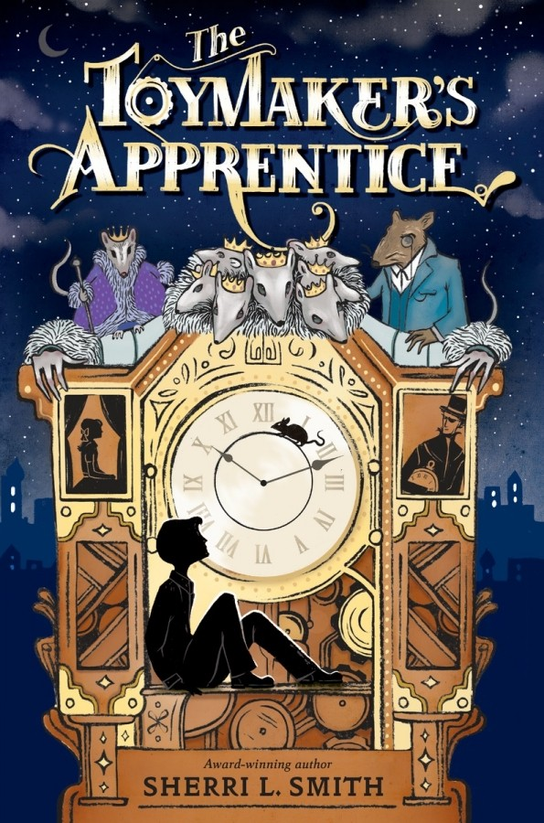 Giveaway: The Toymaker's Apprentice by Sherri L. Smith (US Only)
