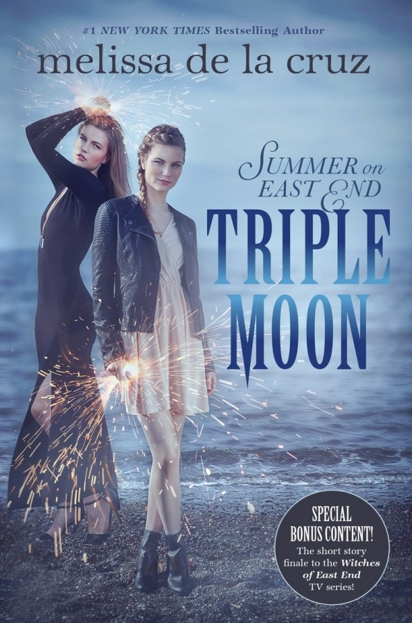 Giveaway: Triple Moon by Melissa de la Cruz (US Only)