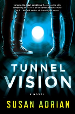Giveaway: Tunnel Vision by Susan Adrian (International)