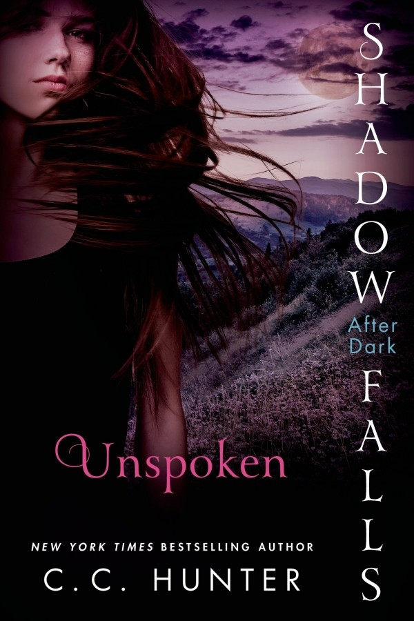 Giveaway: Unspoken by CC Hunter (US & Canada Only)