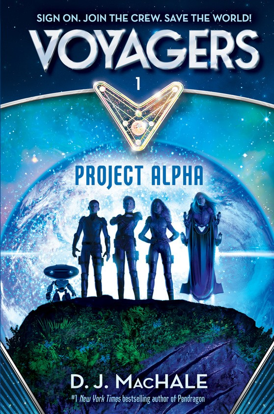 Giveaway: The Voyagers Series (US Only)