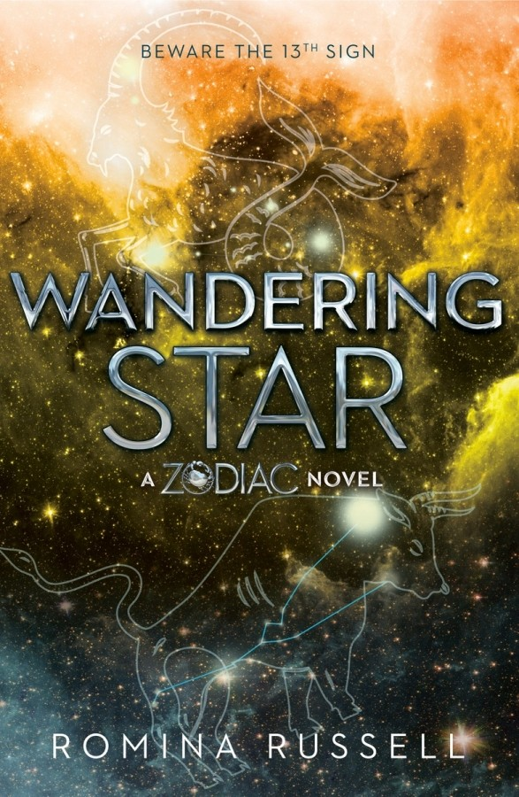 Giveaway: Wandering Star by Romina Russell (US Only)