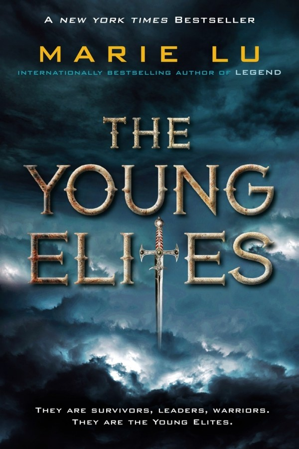 Giveaway: The Young Elites by Marie Lu (US Only)