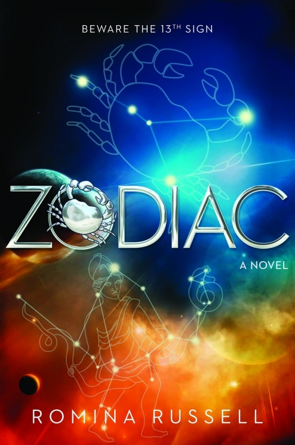 Giveaway: Zodiac by Romina Russell (US Only)