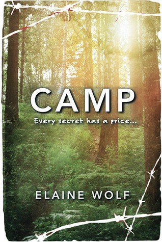Giveaway: Camp by Elaine Wolf (US Only)
