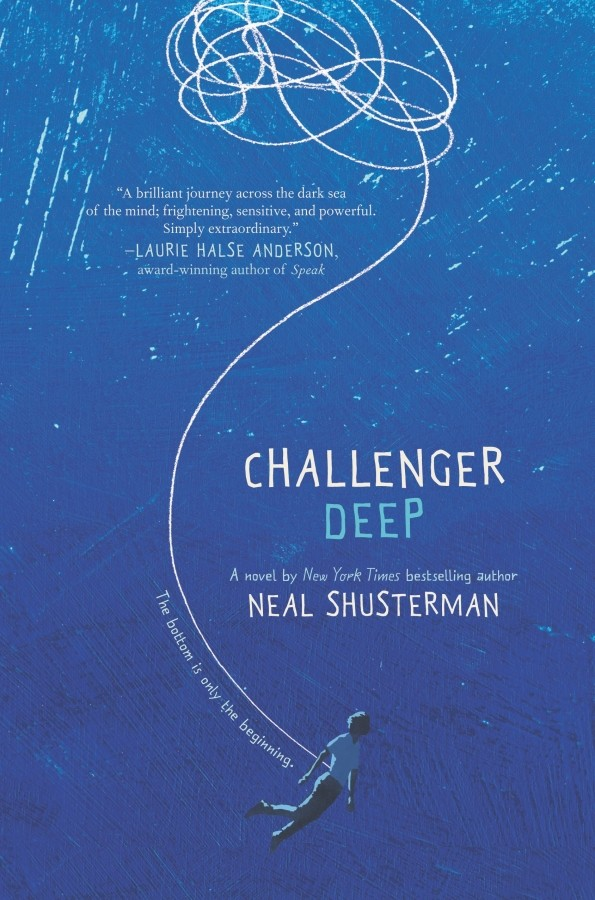 Giveaway: Challenger Deep by Neal Shusterman (US Only)