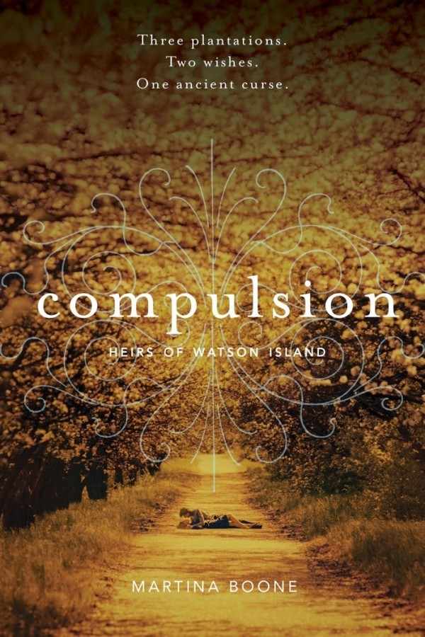 Book Trailer Reveal and Giveaway: Compulsion by Martina Boone