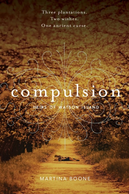 Playlist for Compulsion by Martina Boone + iTunes Gift Card Giveaway! (US & CAN)