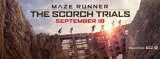 Giveaway: Maze Runner: The Scorch Trials (US Only)