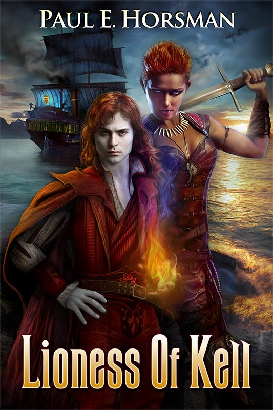 Giveaway: Lioness of Kell by Paul E. Horsman (International)