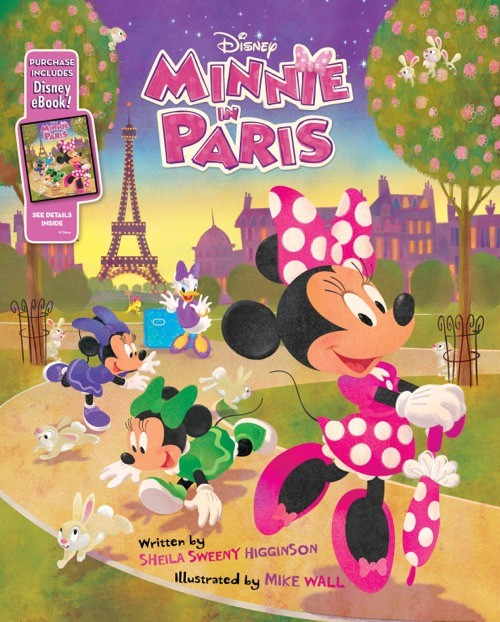 Giveaway: Minnie in Paris Picture Book (US Only)