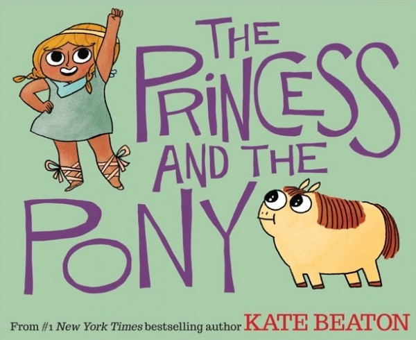Giveaway: The Princess & the Pony by Kate Beaton (US Only)