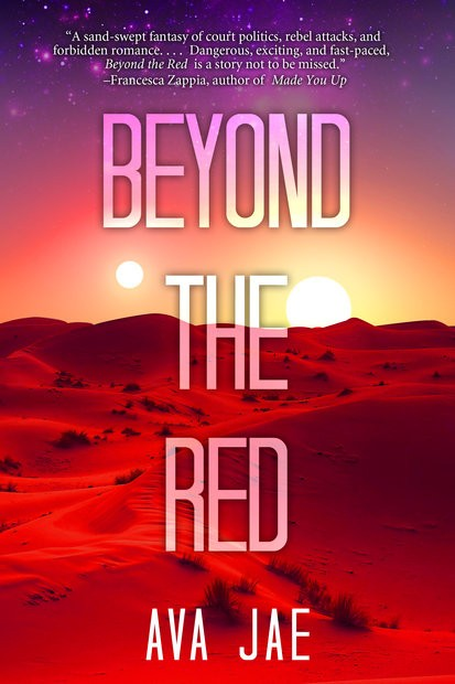 Giveaway: Beyond the Red by Ava Jae (US & Canada Only)