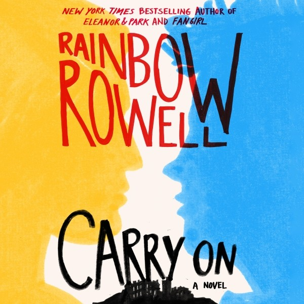 Giveaway: Carry On by Rainbow Rowell (US Only)