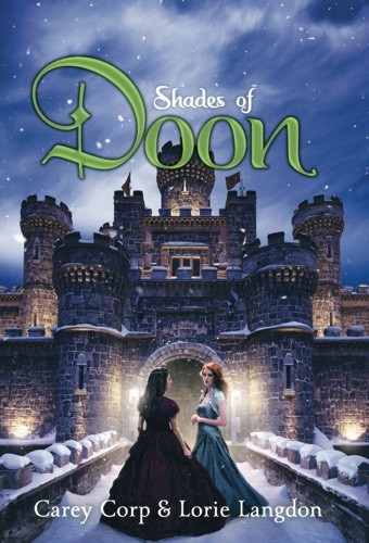 Giveaway: Shades of Doon by Carey Corp & Lorie Langdon (US & Canada Only)
