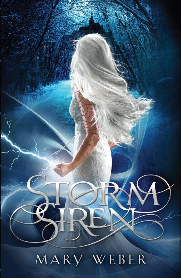 Giveaway: Storm Siren by Mary Weber (US Only)