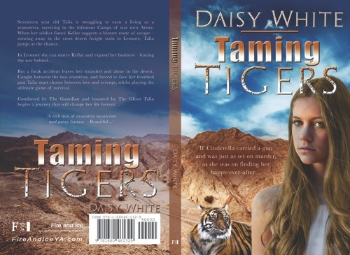 Giveaway: Taming Tigers by Daisy White (US Only)