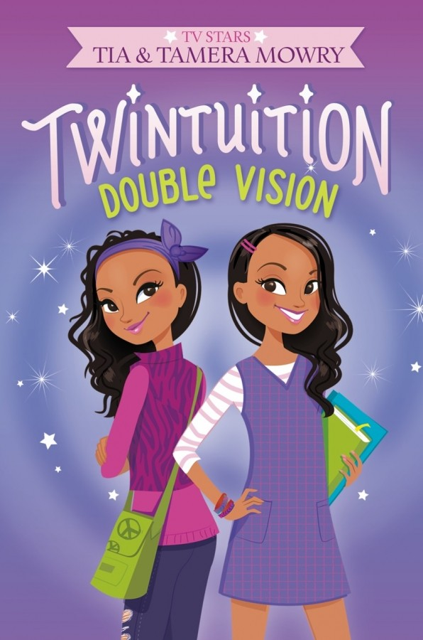 Giveaway: Twintuition - Double Vision by Tia & Tamera Mowry (US Only)