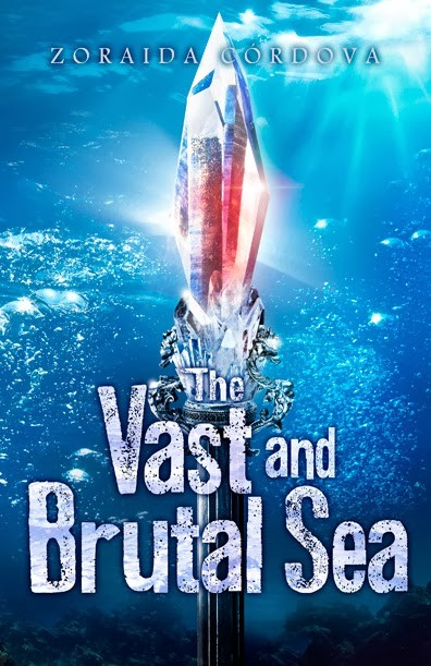 Giveaway: The Vast & Brutal Sea by Zoraida Cordova (US & Canada)