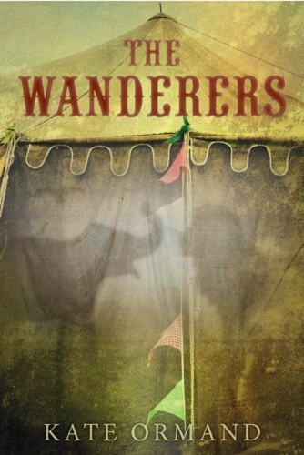Giveaway: The Wanderers by Kate Ormand (US & Canada Only)
