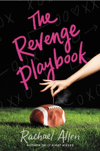 Giveaway: The Revenge Playbook by Rachael Allen (US Only)