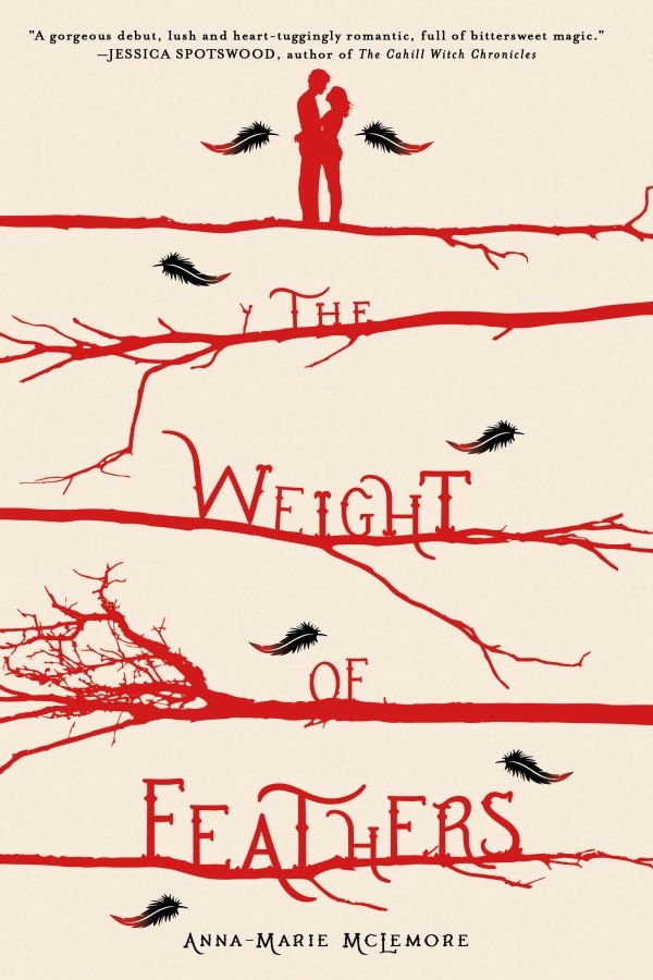 The Weight of Feathers by Anna-Marie McLemore (US & Canada Only)