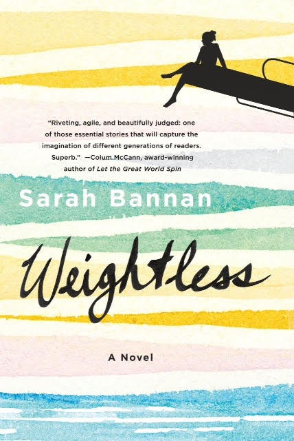 Giveaway: Weightless by Sarah Bannan (US Only)